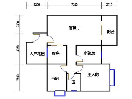 9号楼1层11号03单元