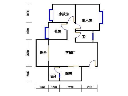 9号楼2层16号01单元