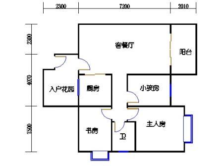 9号楼2层12号03单元