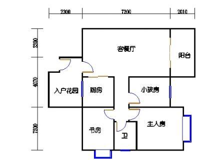 9号楼2层9号03单元