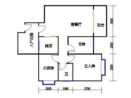 9号楼4层16号03单元