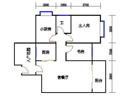 9号楼4层16号04单元