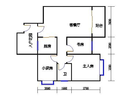9号楼4层12号03单元