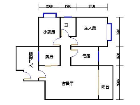 9号楼4层10号04单元