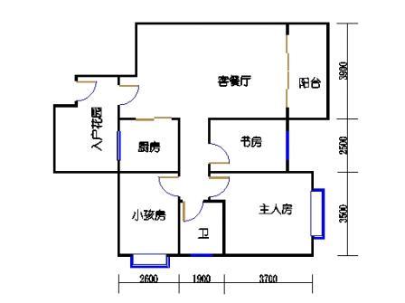 9号楼5层16号03单元