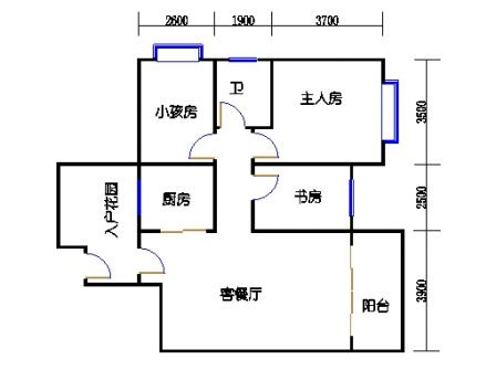 9号楼5层16号04单元