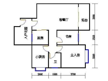 9号楼6层16号03单元