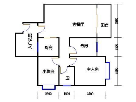 9号楼6层11号03单元