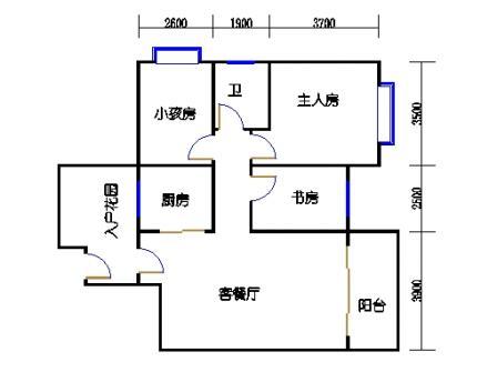 9号楼6层11号04单元