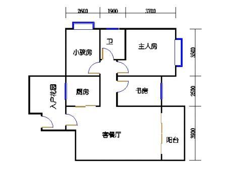9号楼6层9号04单元