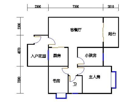 9号楼7-14层12号03单元