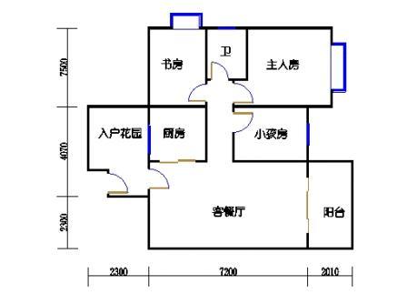 9号楼7-14层11号04单元