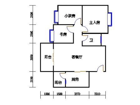 9号楼7-14层10号01单元