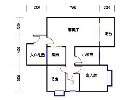 9号楼7-14层10号03单元