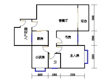 9号楼15层9号03单元