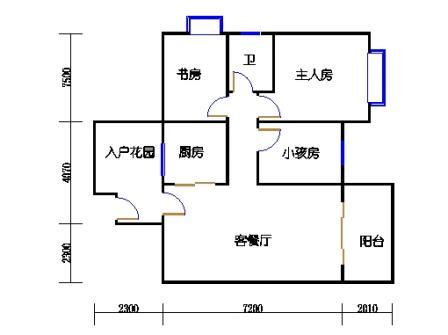 9号楼16层12号04单元