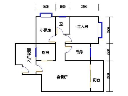 9号楼16层10号04单元