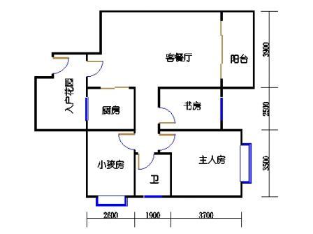 9号楼16层9号03单元