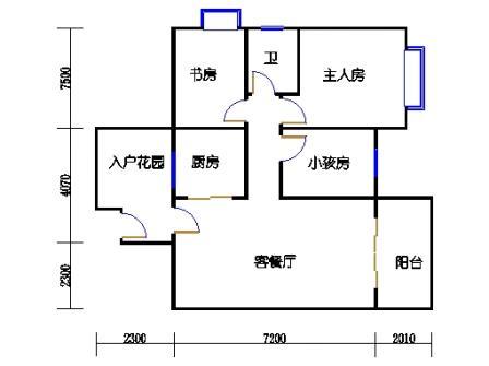 9号楼17层16号04单元