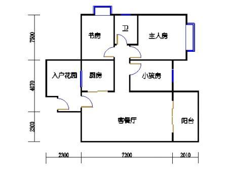 9号楼17层11号04单元