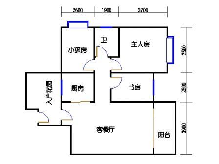 9号楼18层11号04单元