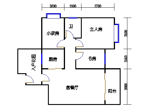 9号楼18层9号04单元