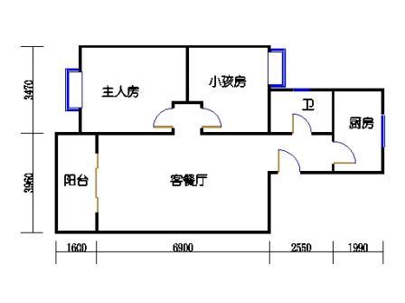 4号楼12号02室