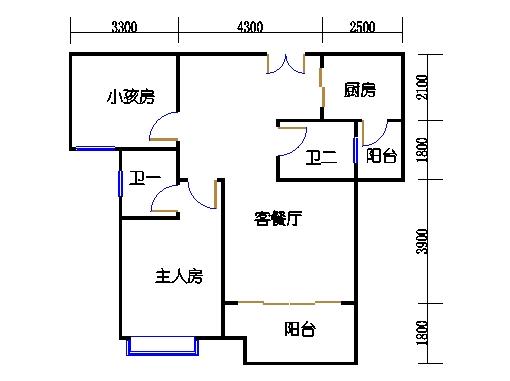 B栋14-6