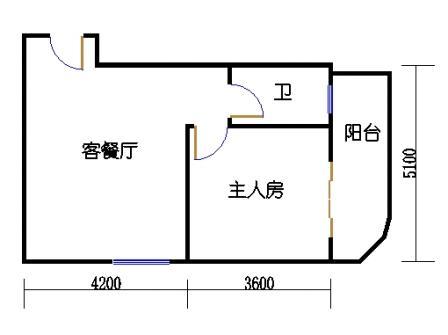 1栋1单元01室