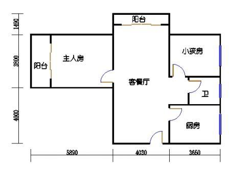 6幢2单元902室