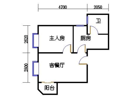云山丽水J5栋03单元