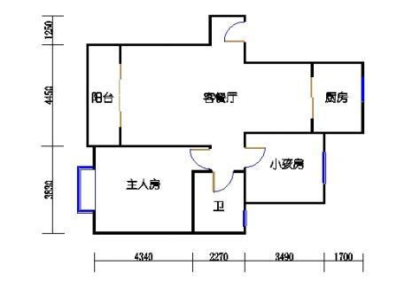 R型6栋1楼