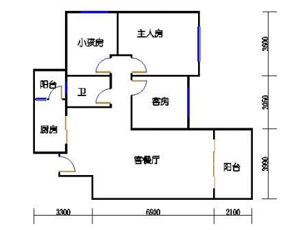 8号楼1层B单元04