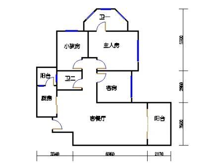 8号楼2层A单元04
