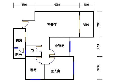 8号楼3层A单元03
