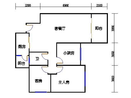 8号楼4层A单元03