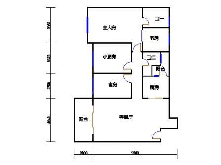 8号楼5~8层A单元01