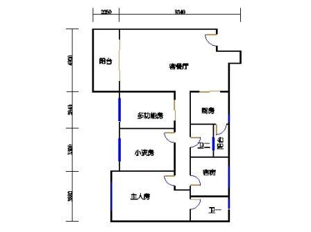 8号楼5~8层A单元02