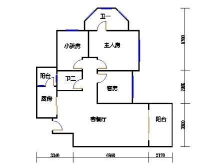 8号楼5~8层A单元04