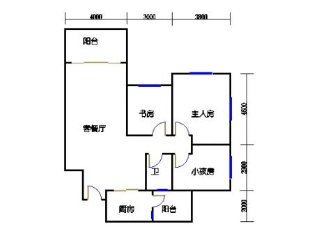 8号楼10层A单元03