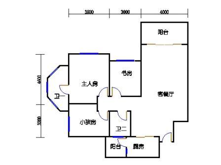 8号楼10层A单元04