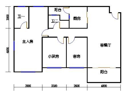8号楼10层B单元01