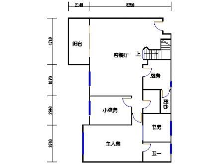 8号楼11层B单元02上层
