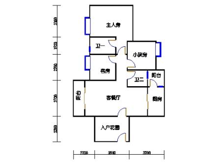 A2栋4~10层05单元