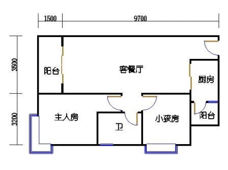 A4栋4~10层03单元