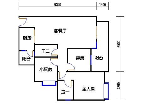 A5栋4~10层02单元