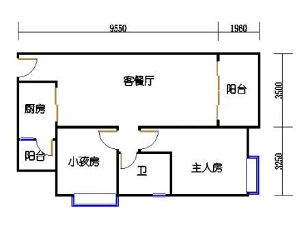 A6栋4~10层02单元