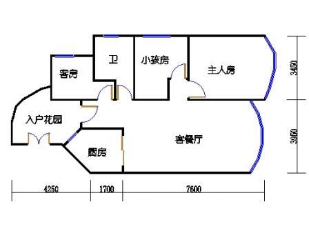 A5栋05单元(E户型)