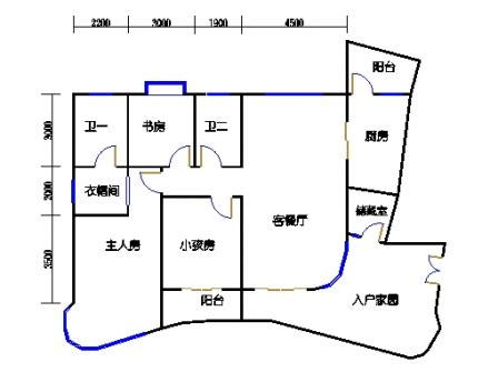 第9栋3-13层02单元