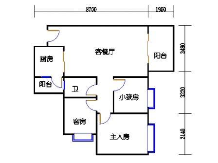 D3栋2层02单元
